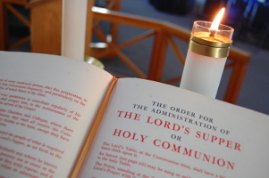 BCP Holy Communion Missal