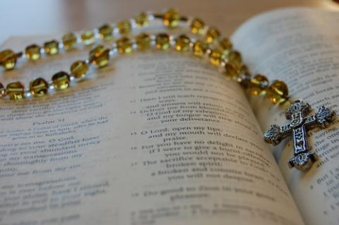 Psalm 51 and Prayer Beads