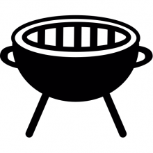 BBQ Icon made by Freepik from www.flaticon.com